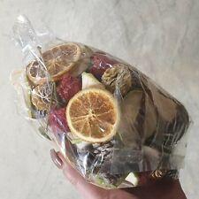 Christmas mix dried fruit slices chillies apple orange decor pot pouri Crafts