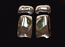 VOLVO FH/FM Mirror Covers 4 Pcs Super Polished Stainless Steel