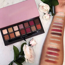 bunten Beauty Renaissance Lidschatten Make-up schimmernd Matt Palette