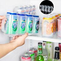 Kitchen Accessories Fridge Beverage Can Space-saving Organizer Storage Box