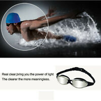 Waterproof Professional Anti-Fog Glasses Swim Protection HD Swimming Goggles