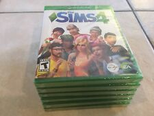 Sims 4 (Microsoft Xbox One, 2017)  NEW