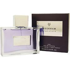 BECKHAM SIGNATURE David Beckham Men 2.5 oz edt Spray New in BOX