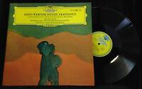 Hans Werner Henze-3 Kantaten-Deutsche Grammophon 139 373-GERMANY