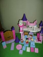 Lego Duplo Cinderella Castle Lot Prince Figure VHTF 99% COMPLETE INSTRUCTIONS