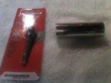 Coleman Fleetwood pop up camper crank handle replacement socket with 3/8 adapter