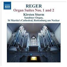Reger: Organ Works: Vol. 12 - Organ Suites Nos. 1 & 2, New Music