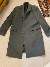 HERMES PARIS Men's Cashmere Overcoat