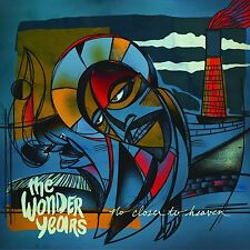 THE WONDER YEARS - NO CLOSER TO HEAVEN - NEW CD ALBUM