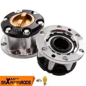 Free Wheel Locking Hub Hubs for Toyota 4x4 LandCruiser HZJ80 FZJ 70/75 40 55 60