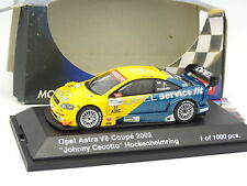 Schuco 1/43 - Opel Astra Coupe V8 Hockenheimring 2002 Cecotto