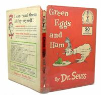 Seuss, Dr. - Theodor Geisel GREEN EGGS AND HAM  1st Edition 1st Printing