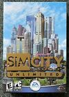 Sim City 3000 Pc Cd-rom Computer Game
