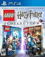 LEGO Harry Potter Collection (Sony PlayStation 4, 2016) NEW