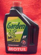 Motul jardin 2T 2-takt-motoröl Huile de mélange 2-takter 2L Tronçonneuses oil