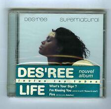 CD (NEW) DES'REE SUPERNATURAL