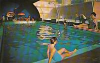Postcard The Shelburne Boardwalk Michigan Ave Atlantic City NJ