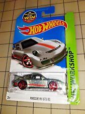 Hot Wheels 2018 Zamac Porsche 911 GT3 RS HW Workshop Walmart Exclusive