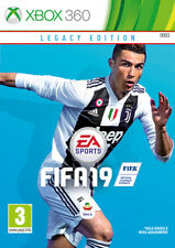 Fifa 19 Legacy Edition (Calcio 2019) XBOX 360 IT IMPORT ELECTRONIC ARTS
