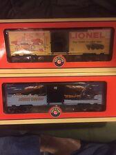 LIONEL Art Boxcar 2-Pack # 6-39321