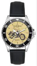 Geschenk für Kawasaki VN 800 Fahrer Motorrad Fans Kiesenberg Uhr L-20431