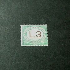 San Marino Stamp Scott#  J16  Postage Due  1924  MH L310