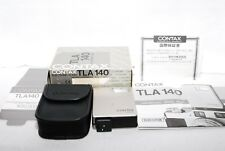 【Mint in BOX】CONTAX TLA140 Shoe Mount Flash TTL for G1 G2 W/case from Japan #131