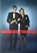 Yves Saint Laurent - Smoking Forever (en français)