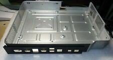 Xbox One 1540 Bottom Metal Case with Back Black port Bezel