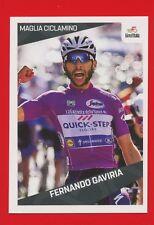 100° GIRO D'ITALIA -Panini 2017-Figurina-Sticker n. G10 - FERNANDO GAVIRIA -New
