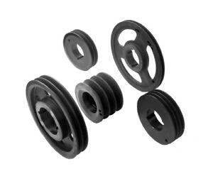 Keilriemenscheibe SPA 2-rillig für Riemen 13mm verschiedene Durchmesser