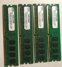 🔥Brand 8GB ⚡️2GBx4 DDR2 2RX8 PC2-5300U 667MHz 240PIN RAM Desktop 💥Tested