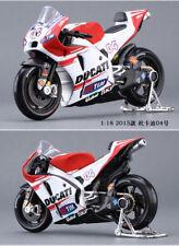 MAISTO 1/18 Moto GP Ducati No.04 Andrea Dovizioso Diecast Model Motorbike Toy