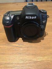 Nikon 254122176 D80 Digital SLR Body Only Camera - Black
