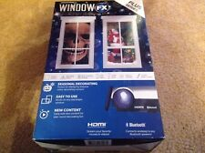 Window FX Plus Series Holiday Projector Animated Digital  2017 Christmas New