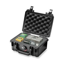 NEW Pelican  1120 Small Case With Foam - in Black - With Foam - Equipment Cases