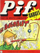 Revue en Excellent état  !!!     PIF GADGET (  série 1 )    N° 145