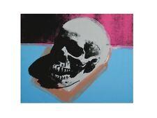 Andy Warhol Skull 1976 póster son impresiones artísticas imagen 28x36cm-germanposters
