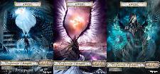 Angel Pack #1 Custom Tokens MTG (for Geist of Saint Traft)