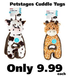 Rosewood Petstages Cuddle Tugs K9 Tuff Dog Toys