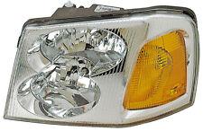 FITS 2002-2006 GMC ENVOY XL, 2004-2005 XUV DRIVER LEFT FRONT HEADLIGHT ASSEMBLY