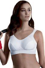 NEW Anita Maximum Support - Extreme control Sports Bra White 5527
