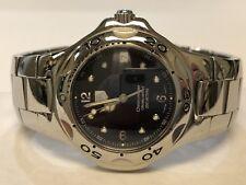 Men's Tag Heuer Kirium Watch WL5111 Automatic Chronometer