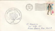 US cacheted Ship Cancel Naval Cover USS Iwo Jima LPH-2 1976