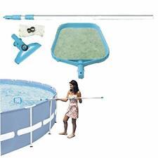 Kit d'entretien piscine bains hydromassants outils nettoyage jardin terrasse