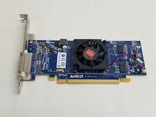Lot of 2 AMD ATI Radeon HD 5450 512MB DDR3 PCI-E 2.0 x16 Desktop Video Card