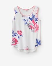 Joules Floral Sleeveless T-Shirts for Women