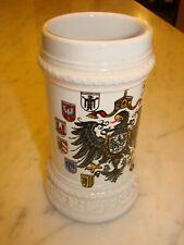 Gerz Stoneware Vintage Beer Stein/Tankard, West Germany, .5 Liter
