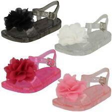 Sandales en synthétique avec boucle pour fille de 2 à 16 ans