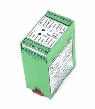 CLEVELAND KIDDER MWI-13467 LOAD CELL AMPLIFIER 24VDC, 0.18A, MWI13467